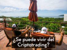 vivir del trading de criptomonedas