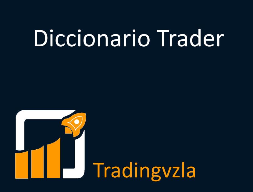 diccionario trader
